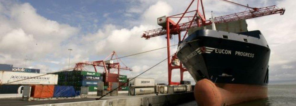Higher Exports Boost Ireland Trade Figures