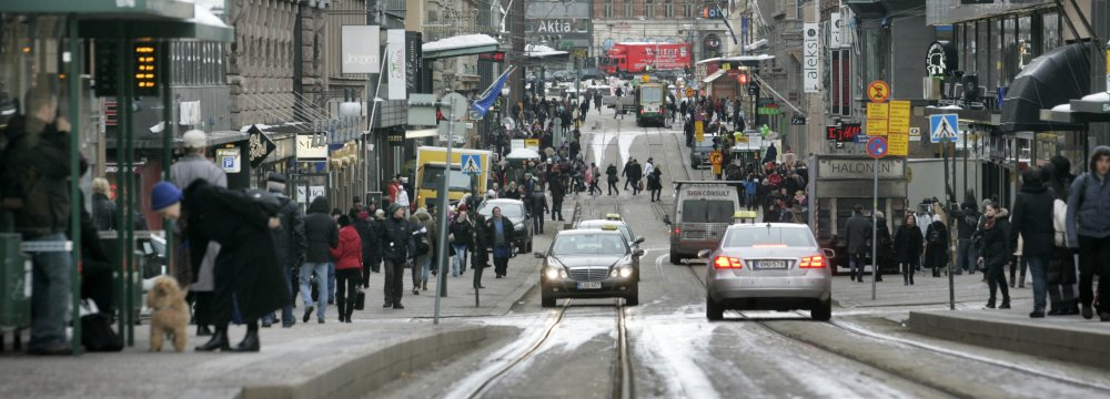 In Ballangen, almost 40% of its dwindling population receives monthly benefits from the state.
