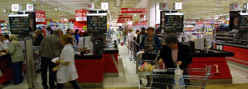 Hungary Retail Sales Rise