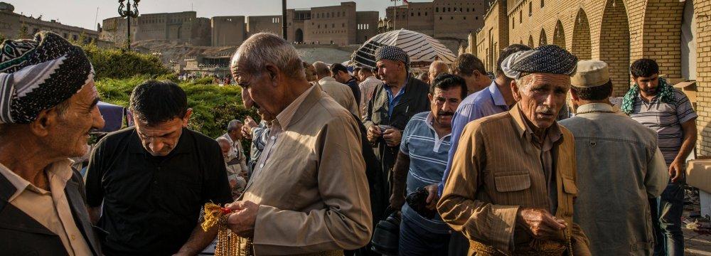IMF Objects Iraq's KRG Budget Share