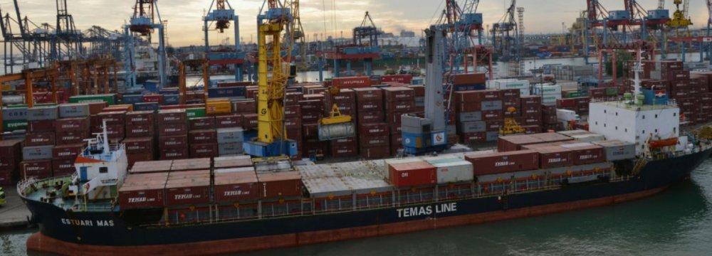 Indonesia Revises Feb Trade Data