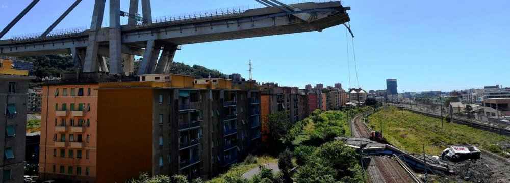 Italy to Launch New Infrastructure Plan
