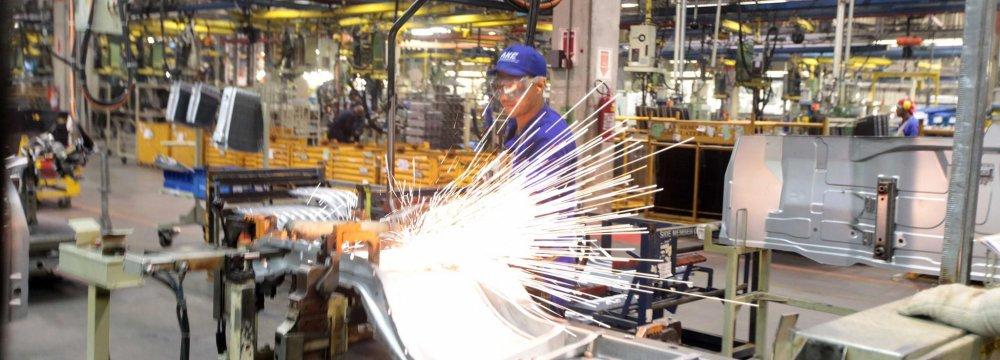 Italy Industrial Production Slumps