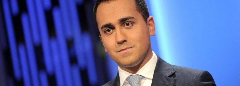 Italy MP Says Euro Referendum Is Last Resort