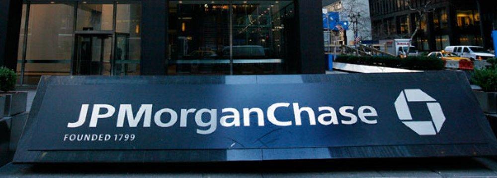 JPMorgan Profit Plunges 37%