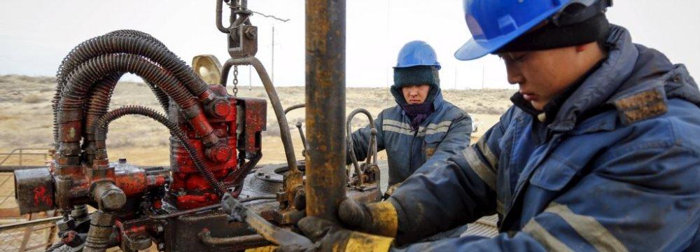Kazakh Growth Revised Upwards