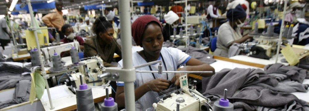 Kenya Job Creation at 8-Month Low