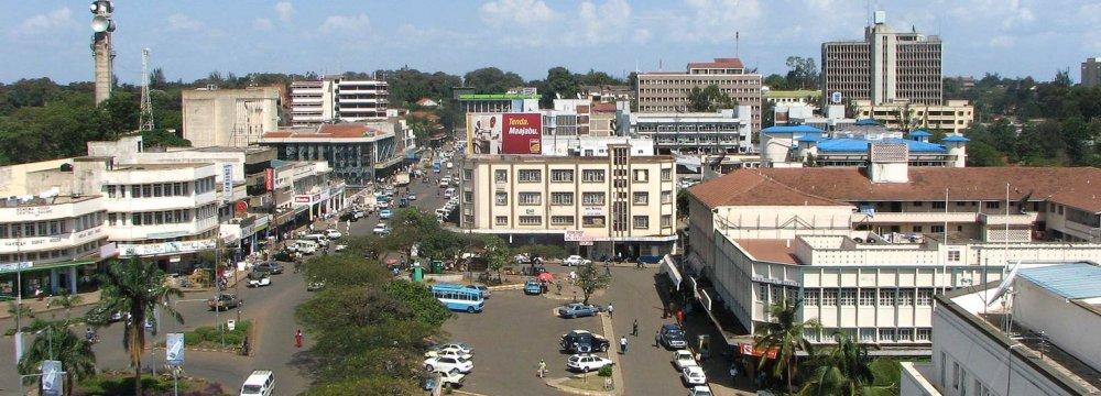 Kenyan  Economy Suffers