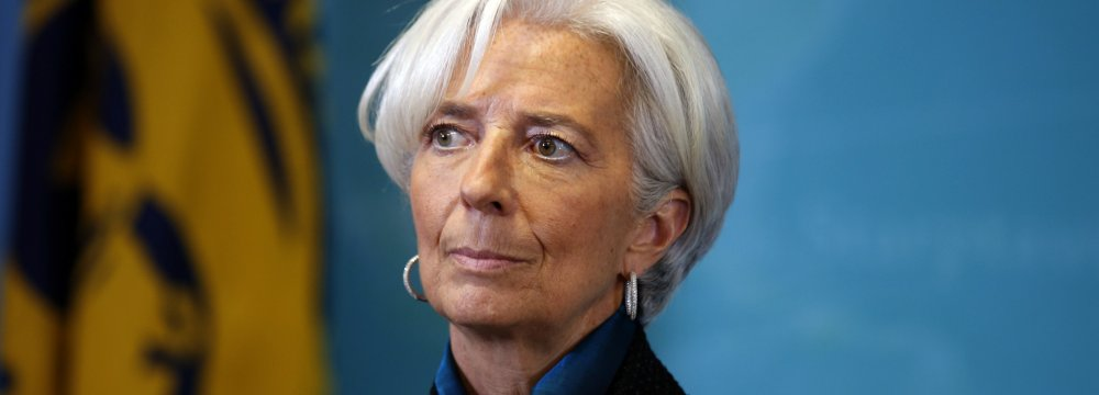 Lagarde Offers Eurozone Greek Creditors Compromise