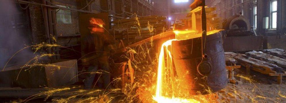 LatAm Crude Steel Production Up