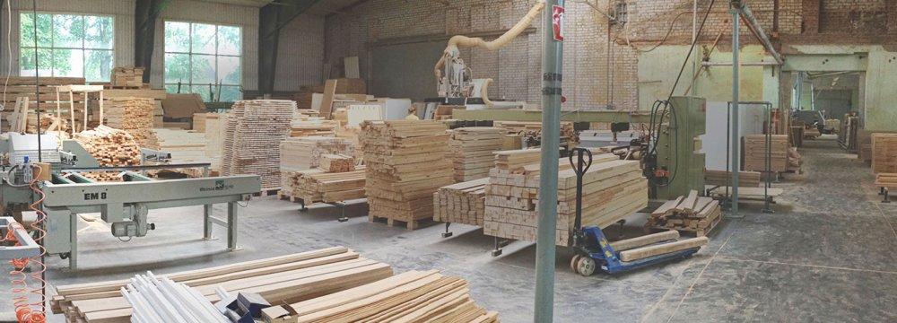 Latvia Factory Output Rises