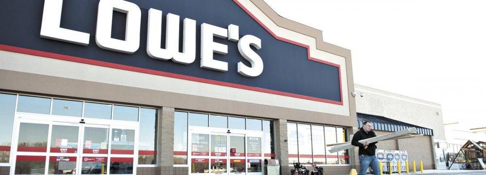 Lowe's Q2 Profit Jumps 21.6%