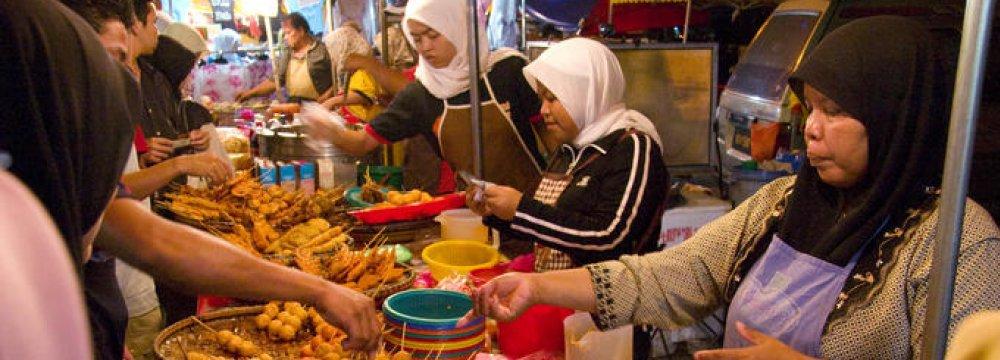 Malaysia Q1 Growth Rises