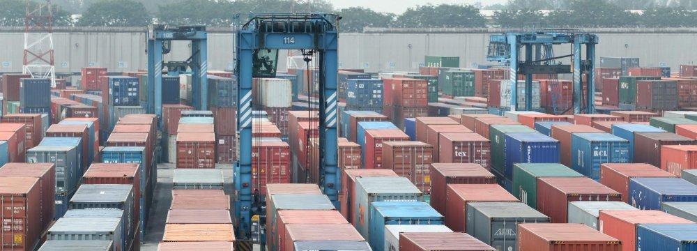 Malaysia's April Exports Rise 20.6 Percent