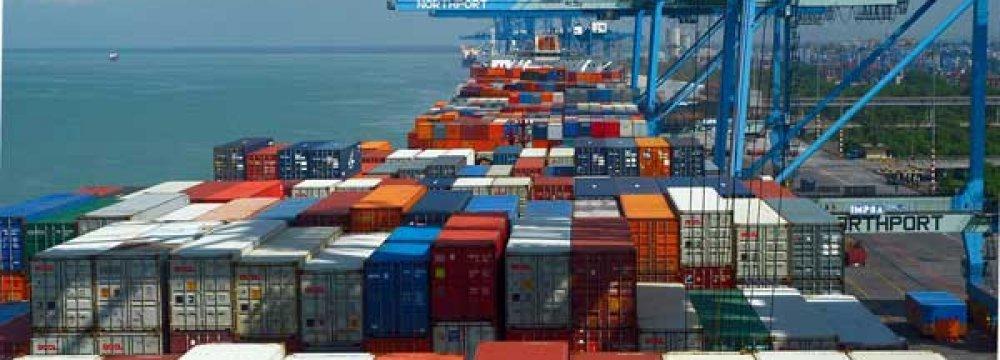 Malaysia July Exports Rise 30.9%