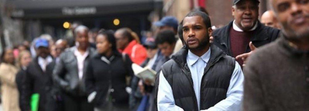 More Black Americans Have Work