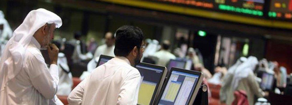 Most Arab Bourses Tumble