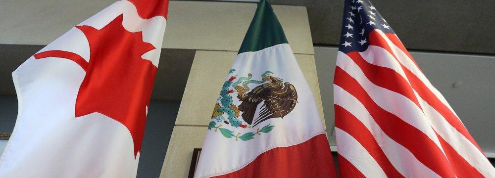NAFTA Talks Drag On
