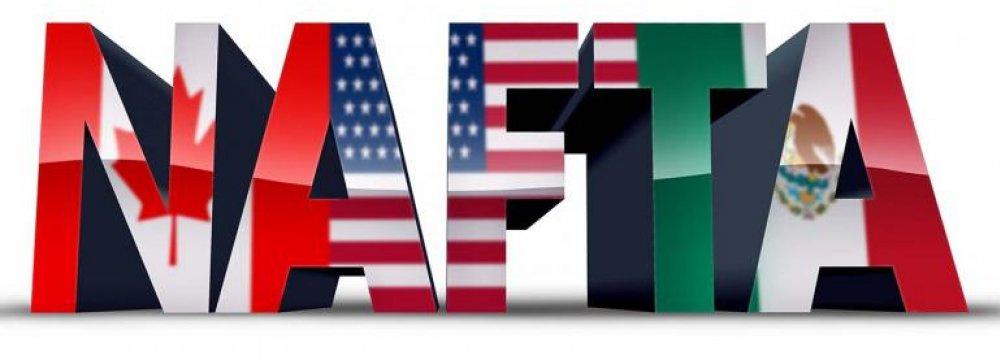 Nafta Talks Making Progress