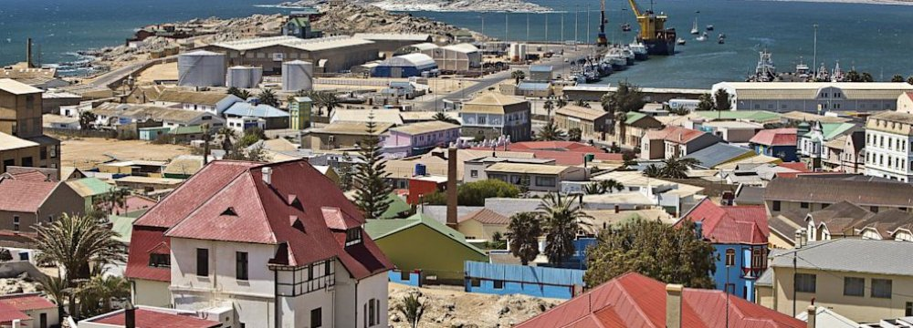 Namibia Economy Slows