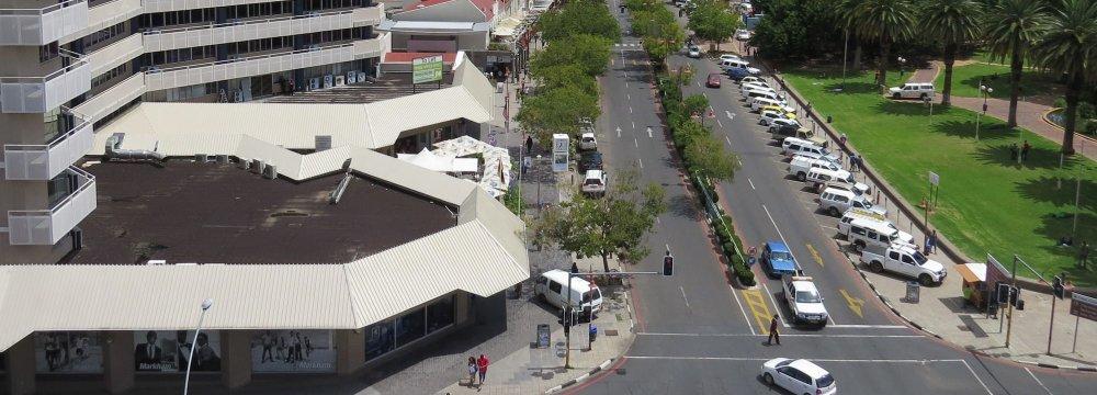 Namibia CB Says Growth Slower Than Forecast