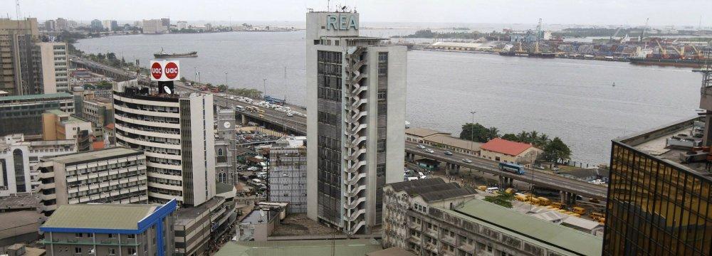 Nigeria GDP Registers Decline