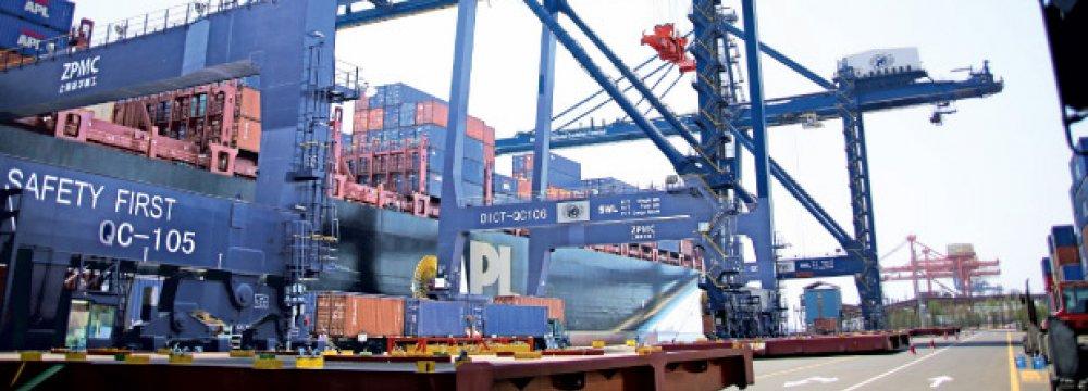 Oman Q1 Trade Balance Jumps 48%