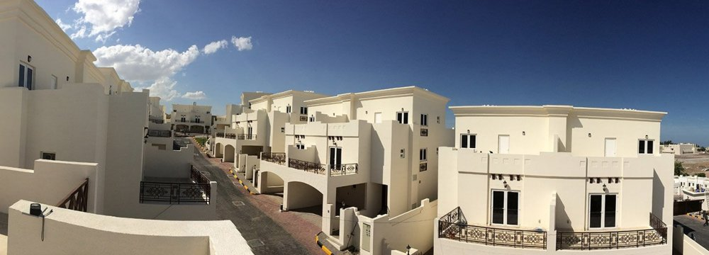 A weak economy has dampened demand for residential rentals in Muscat.