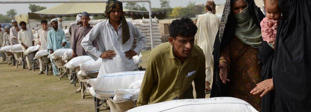 Pakistan Joblessness Rising