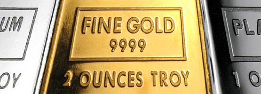 Palladium Near 16-Year High, Gold Firm