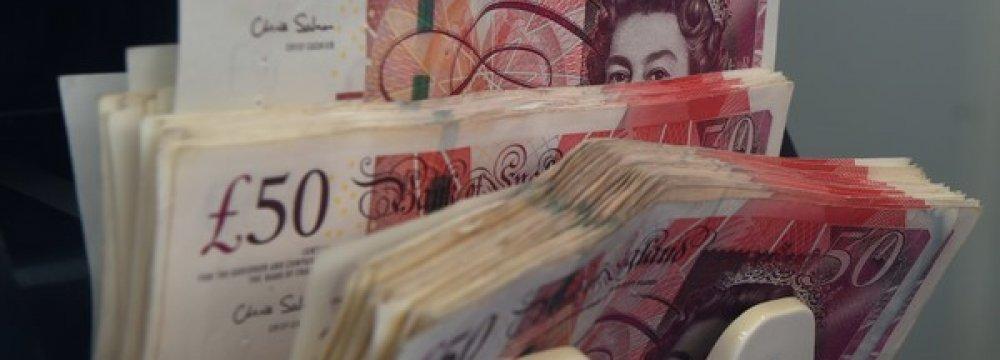 Pound Slumps  to 7-Month Low