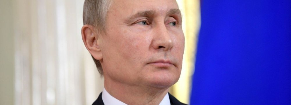 Putin Signs Law on Syndicated Lending
