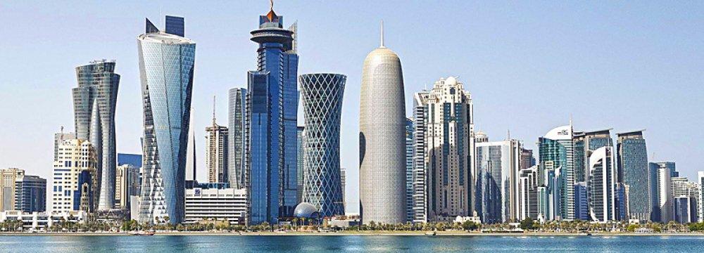 Qatar seems able to avoid an economic crisis.