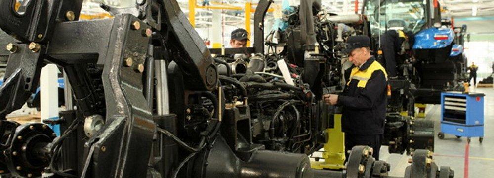 Russia Services PMI Improves