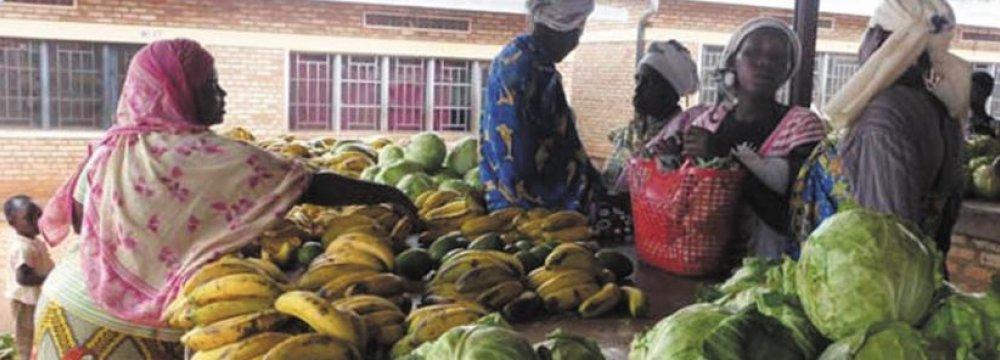 Rwanda Growth Slows