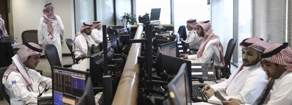 Saudi Economic Slowdown Raises NPL Risk
