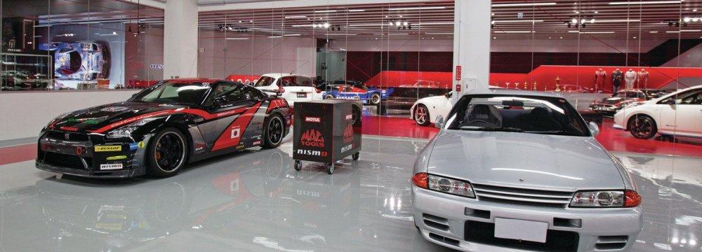 Scandal-Hit Nissan Sales Halved
