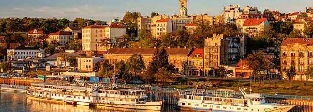 Serbia GDP Growing