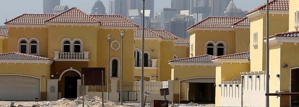 Sharp Decline in Dubai Real Estate Deals