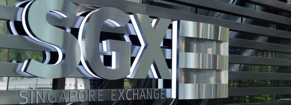 Singapore Bank Lending Up 5.3%