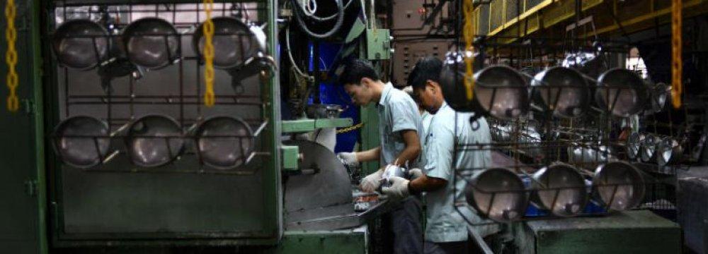 Singapore  PMI Rises