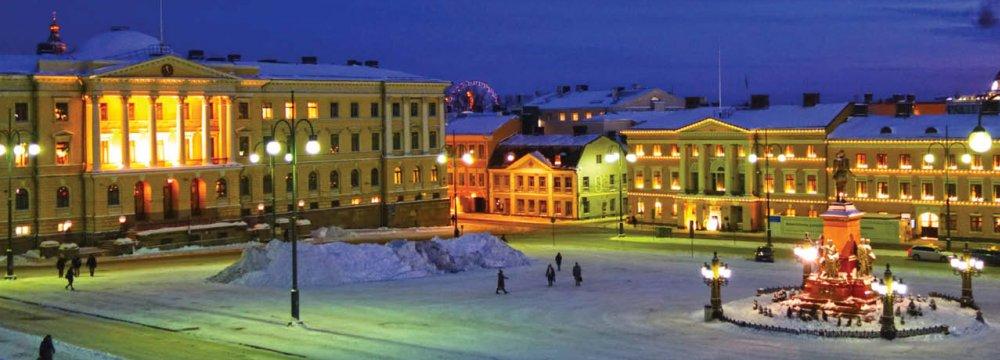 S&P Retains Finland Ranking