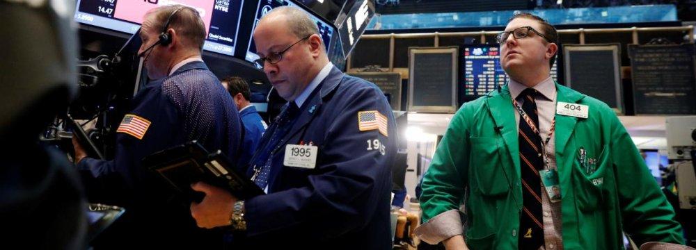 S&P 500 Firms Return $1 Trillion to Shareholders