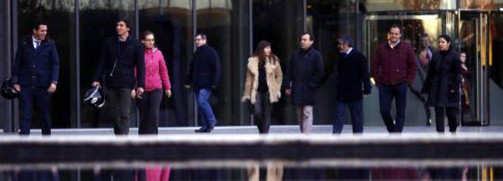 Spaniards Now Richer Than Italians