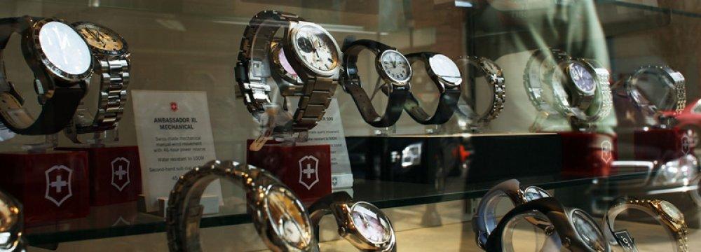 Swiss Trade Surplus Widens