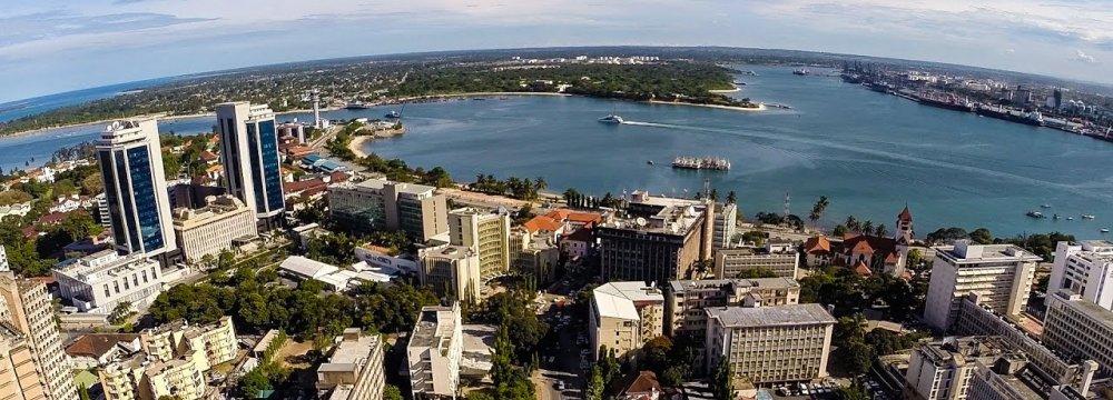 Tanzania Posts 6.8% Growth