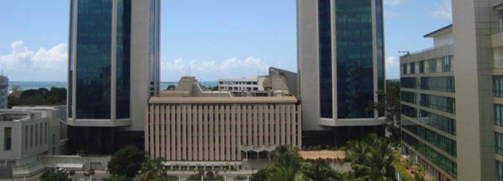 Tanzania Current A/C Deficit Shrinks