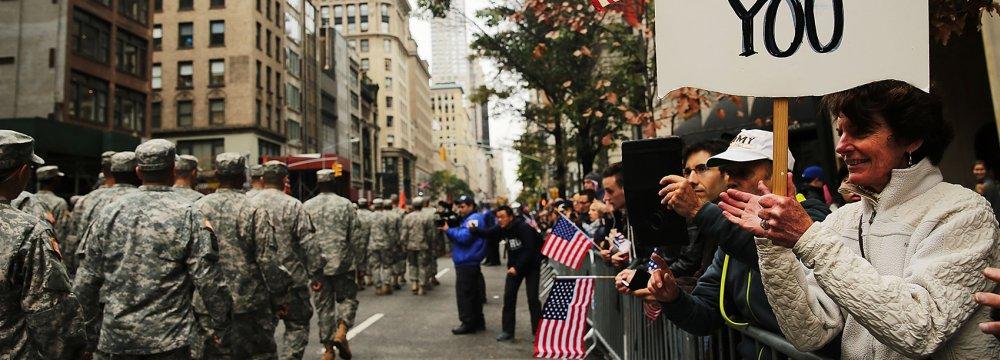 Trump's Hiring Freeze Hurts Young Veterans