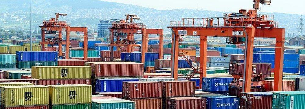 Turkey Exports Rise 8.9 Percent