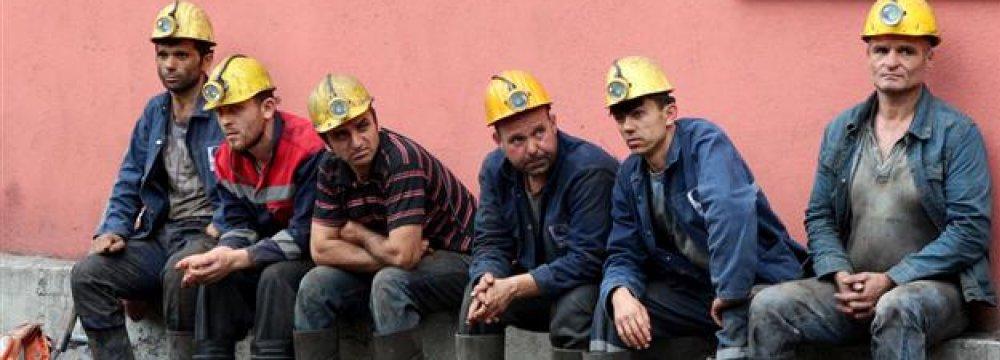 Turkey's Jobless Rate Rises